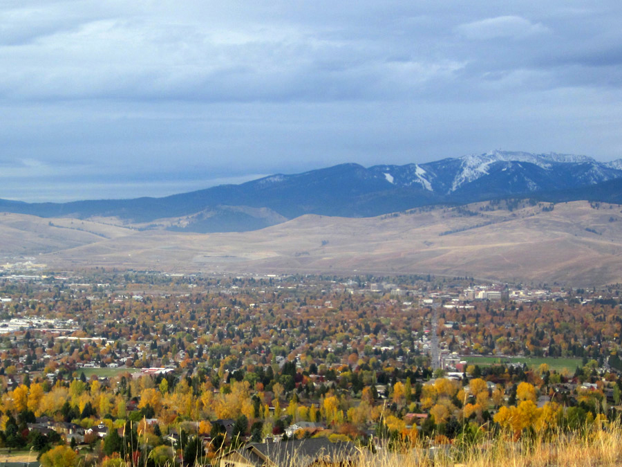Missoula, Montana.