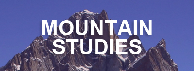 Mountain Studies